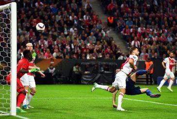 ¡¡El Manchester United, campeón de la Europa League!!