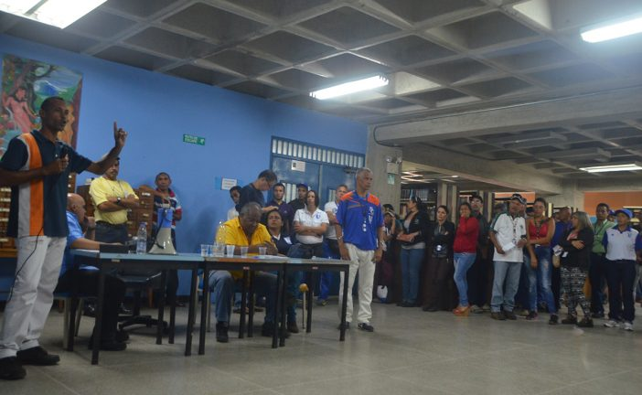 Sitrauptamca llevó a cabo asamblea de trabajadores