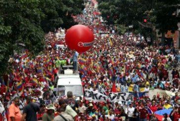 Oficialistas continuarán movilizados en apoyo a la Constituyente