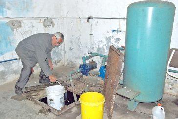 Sigue sin reparar bomba de agua de UE Buenos Aires