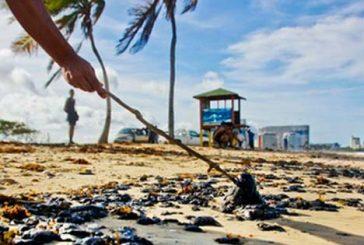 Derrame petrolero en Trinidad y Tobago afecta Playas de Sucre y Nueva Esparta