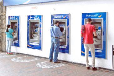 Pocos billetes nuevos en cajeros automáticos de los Altos