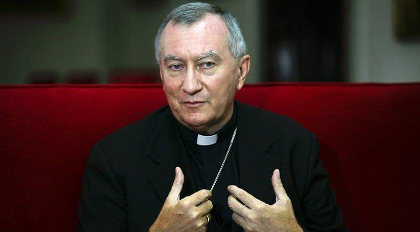 """Secretario de Estado del Vaticano: La """"solución verdadera"""" en Venezuela son las elecciones"""