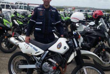 Bomberos de Miranda cumplen 38 años al servicio de los mirandinos