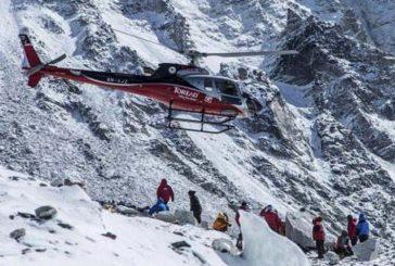 Mueren tres alpinistas en el Everest
