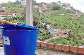 En Palo Alto cumplen un mes sin agua
