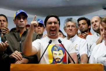 Freddy Guevara:  Toda Venezuela a organizarse para la desobediencia civil masiva