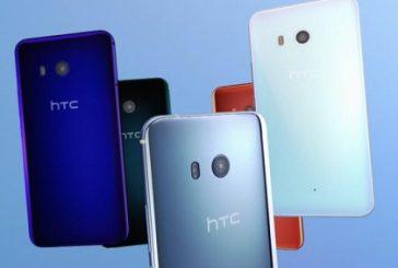 HTC presenta nuevo celular de alta gama que se deja apretar