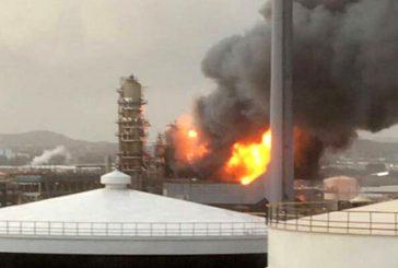 Reportan incendio controlado en refinería de PDVSA, Isla de Curazao