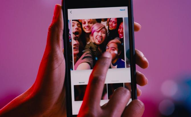 Instagram se podría utilizar sin conexión a la red
