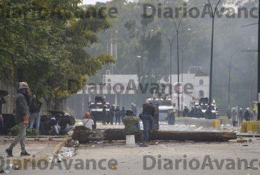 21 heridos dejan protestas