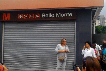 Metro de Caracas no prestará servicio en 29 estaciones este viernes