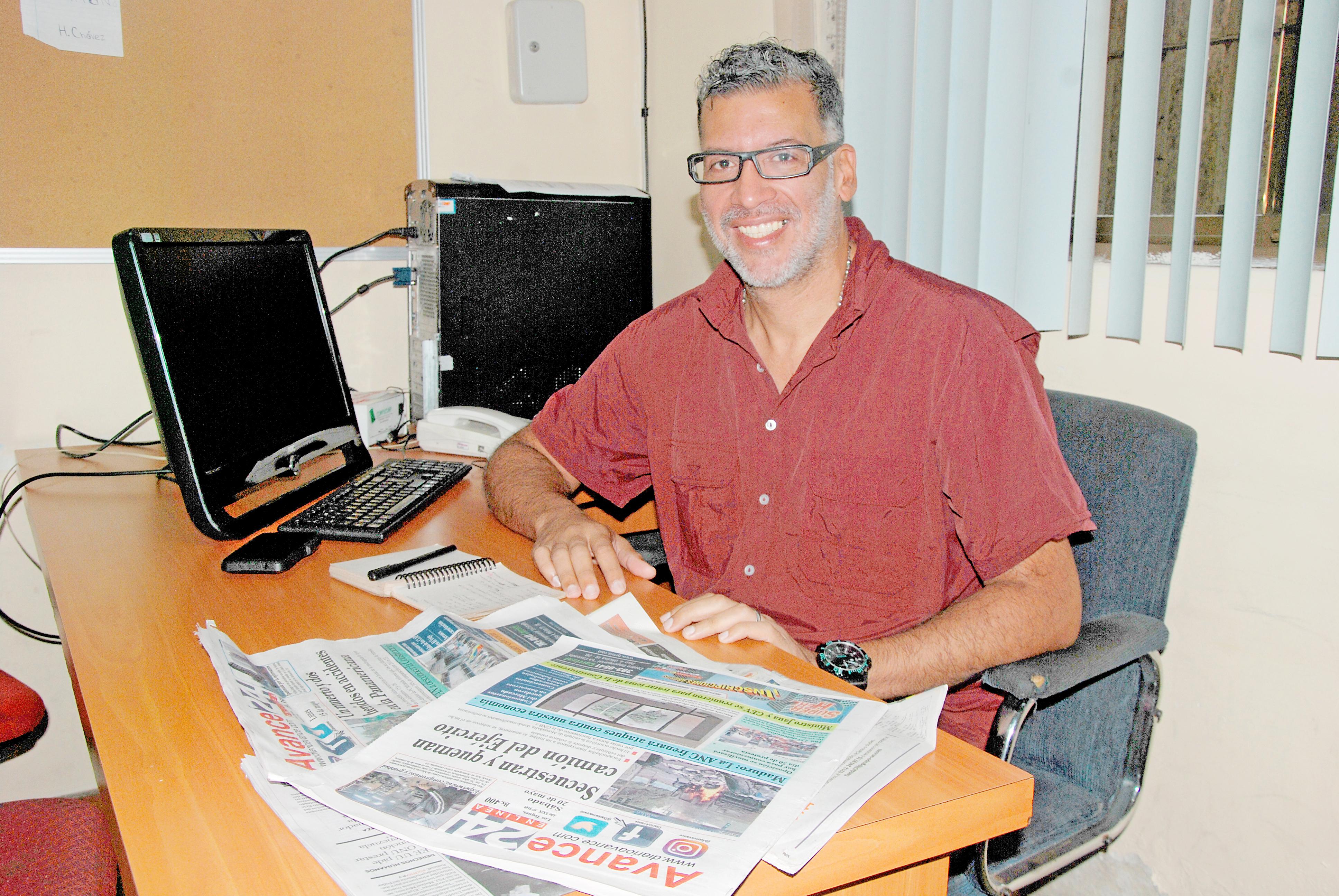 """""""Avance es la universidad del periodismo en los Altos Mirandinos"""""""