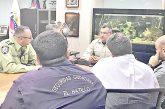 Reverol se reunió con directores  de seguridad en Chacao, Baruta, El Hatillo y Sucre