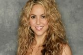 Shakira firmó violín para Wuilly Moisés Arteaga