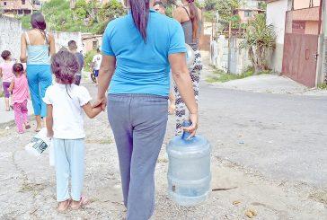 10 días sin agua en Retamal