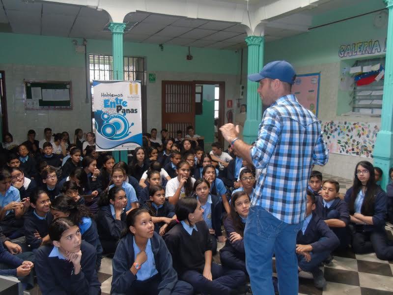 Fundación Los Teques dictó taller de prevención sísmica en colegio Ave María
