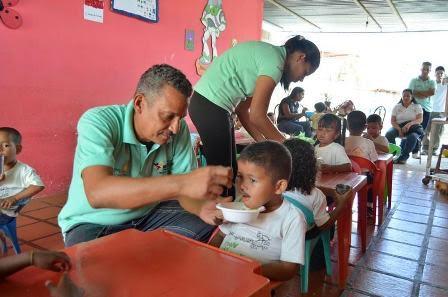 Cerca de 109 mil platos de comida distribuyó Gobierno de Miranda a niños Hogares Mirandinos