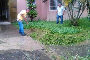 Recuperan espacios en Urbanización Simón Bolívar de Los Teques