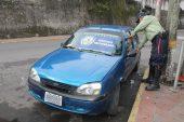 Policarrizal recupera vehículo solicitado en la entrada de La Ladera