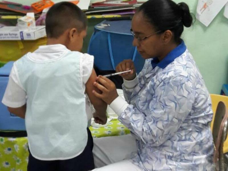 Casi 20% aumentaron infecciones respiratorias ante la Red Francisco de Miranda