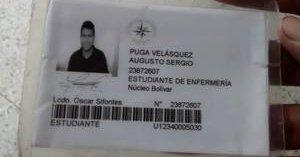 Murió estudiante herido de bala en Ciudad Bolívar
