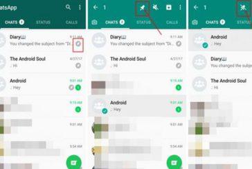 Whatsapp permitirá destacar tres chats en su nueva actualización