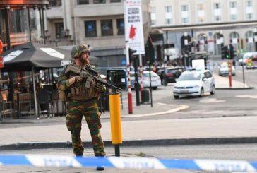 Explosión en estación de trenes originó caos en Bruselas