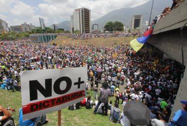 "Oposición realizará ""plantón"" nacional este miércoles"