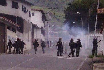 Murió joven herido de bala en protesta en Mérida
