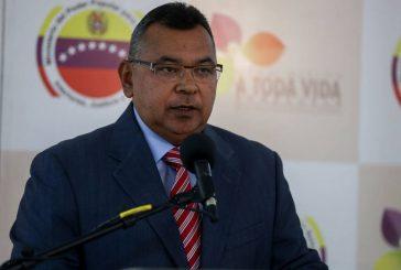 Reverol: El asesinato del juez Moncada puede tratarse de un sicariato