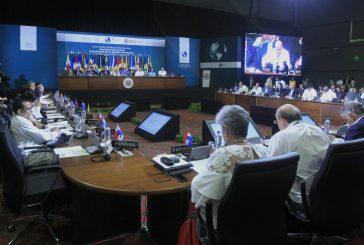 OEA descartó resolución sobre crisis en Venezuela