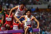 José Peña consigue oro para Venezuela en 3.000 metros con obstáculos