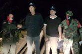 ELN libera a dos periodistas holandeses secuestrados