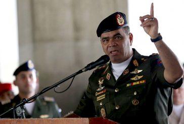 Padrino López exige a la GNB respetar los DDHH
