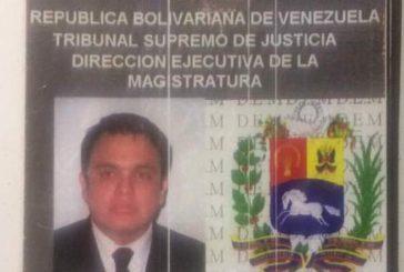 Asesinaron a juez Nelson Moncada Gómez en El Paraíso