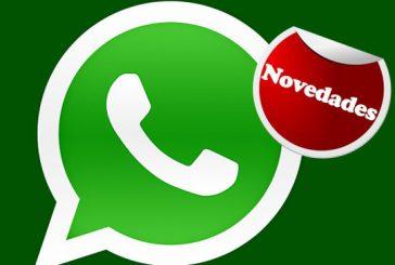 6 novedades que llegarán a WhatsApp este 2017
