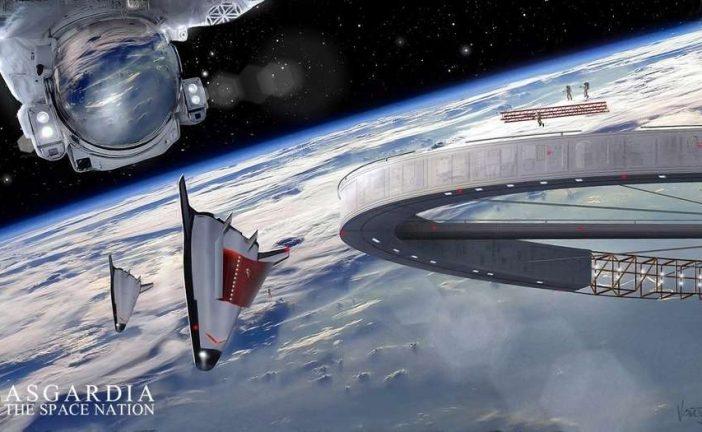 Asgardia, la nación espacial independiente