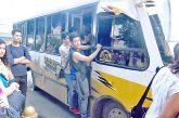Transportistas advierten paro técnico