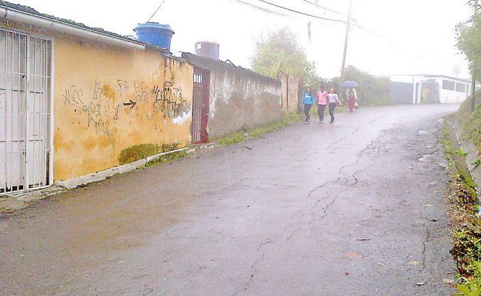 Venden gas con sobreprecio  en calle El Colegio