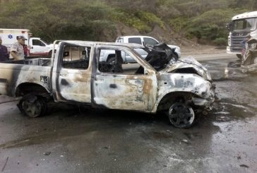Cinco muertos tras accidente en Boca de Uchire