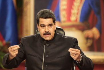 Presidente Maduro reiteró su llamado a sumar esfuerzos en favor de la paz