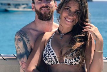 Messi y su novia Antonella se casarán el 30 de junio en Argentina