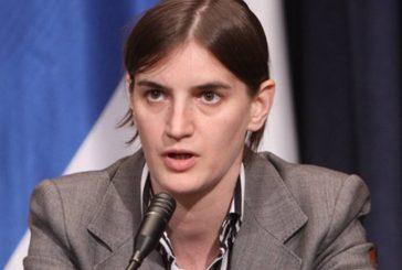 Ana Brnabic nombrada como primera ministra de Serbia