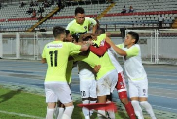 Monagas en ventaja ante Caracas en la final del Torneo Apertura del fútbol venezolano
