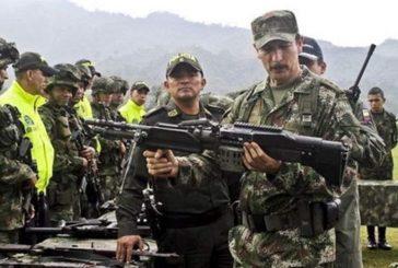 Miembros de la Farc comenzaron a entregar sus armas