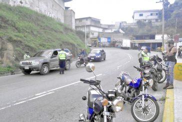 Policarrizal continúa con operativos en la jurisdicción