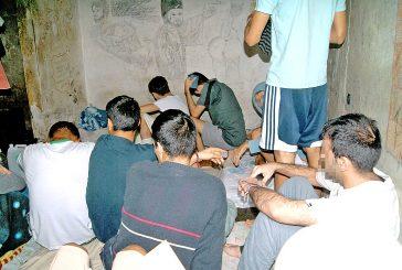 Hacinamiento en Polisalias