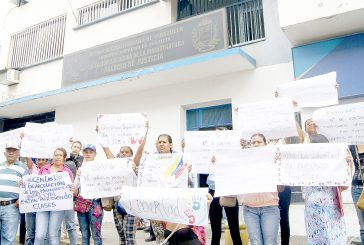 Agilizan liberación de detenidos  durante disturbios