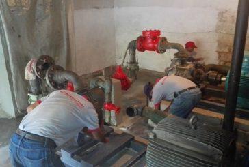 Hidrocapital rehabilita estación de bombeo
